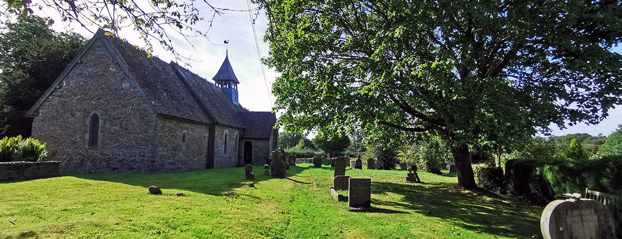 The Church at Clee St Margaret