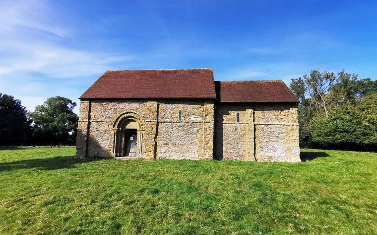 Heath Chapel, Shropshire